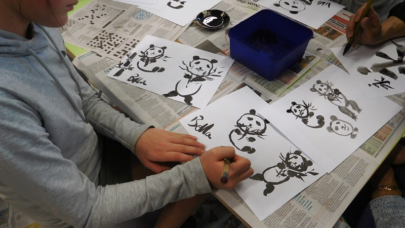 Chinese Calligraphy - sepcial event