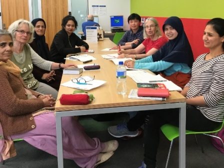 English Learners Group
