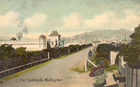 Postcard: Petone Esplanade, ca. 1910