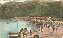 Postcard: Worser Bay, ca. 1910