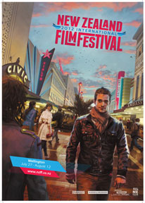 nz film festival poster image, used with permission