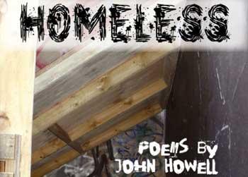 Homeless book launch