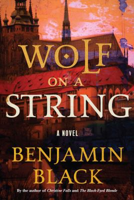 Wolf on a String book cover