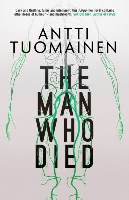 The Man Who Died book cover