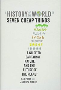 A History of the World in 7 Cheap Things book cover