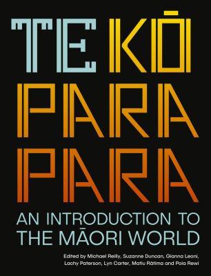 Te Kō Para Para book cover