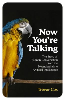Now You're Talking book cover