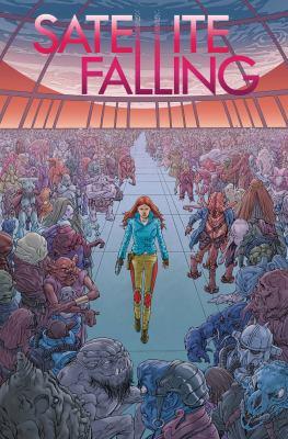Satellite Falling book cover