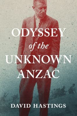 Odyssey of the Unknown ANZAC book cover