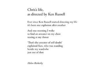 Helen Rickerby poem