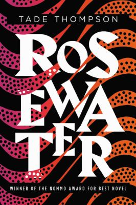 Rosewater book cover