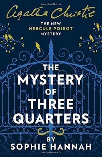 Mystery of 3 Quarters book cover