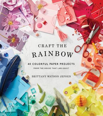 Craft the Rainbow book cover
