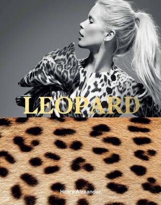 Leopard book cover