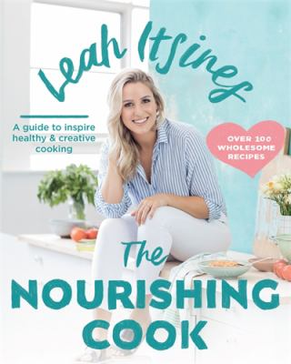 The Nourishing Cook book cover