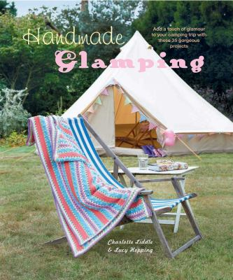 Handmade Glamping book cover