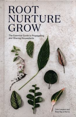Root, Nurture, Grow book cover