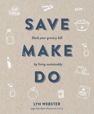 Save, Make, Do book cover
