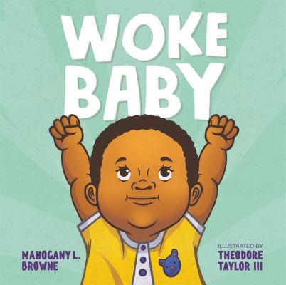 Woke Baby book cover