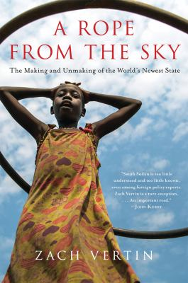 A Rope in the Sky book cover