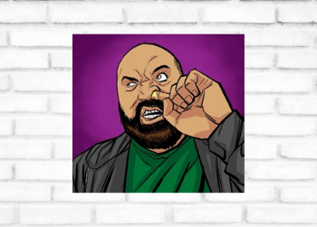 5 minutes with Michel Mulipola — from ComicFest 2019