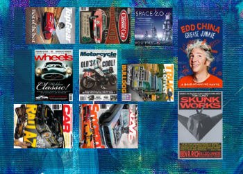 New eMagazines and other eResources about Cars and Transport