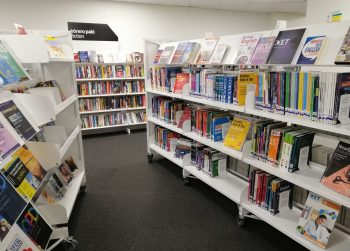 Learning English collection comes to Arapaki Manners Library