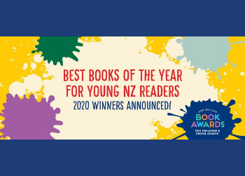 New Zealand Book Awards for Children and Young Adults: Winners announced!