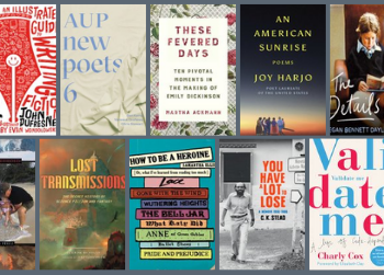 How we write: New literature titles