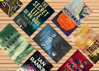 New crime, thriller and mystery novels
