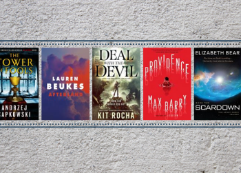 Our latest highlighted Science Fiction, Fantasy and speculative fiction selection