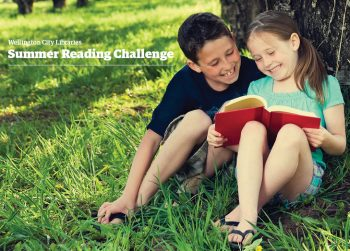 Our Summer Reading Challenge for kids starts 1 December