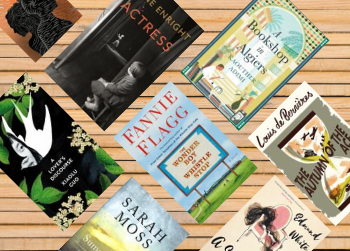 A cornucopia of books. Our latest selection of recently acquired fiction