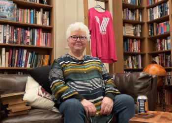 Q and A with Professor Val McDermid