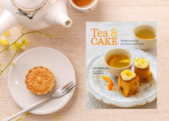 Is it afternoon tea time yet? New cookbooks this month