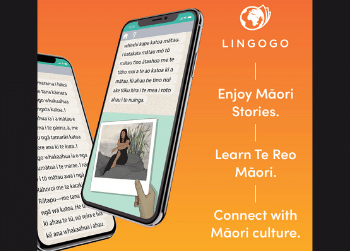 Read and listen to te reo Māori stories with Lingogo
