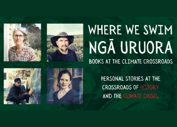 Books at the Climate Crossroads event: recording available now