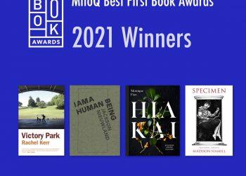 Best First Book Awards: The Winners!
