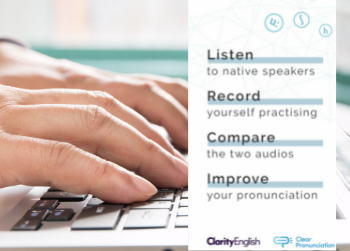Speak English clearly and confidently with Clear Pronunciation