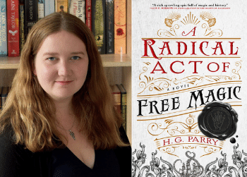 Catalogue link: Hannah Parry's A Radical Act of Free Magic