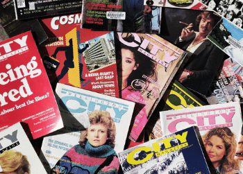 The 80s called and they've given their magazine back