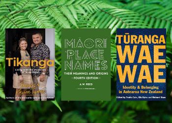Te Reo, tikanga, bees and mountains: recent New Zealand non-fiction (the eBook edition)