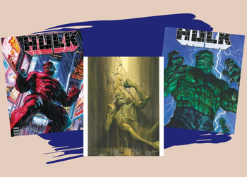 Comics in Conversation with Literature: The Immortal Hulk - Part 3