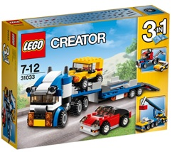Lego Creator 3n1 Small