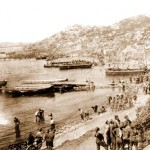 Gallipoli landing
