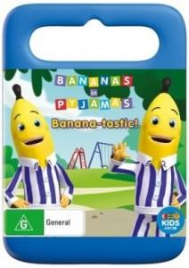 bananas in pajamas