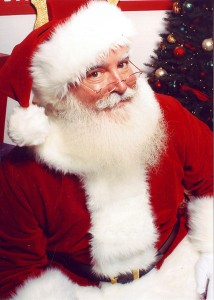 Santa Photograph