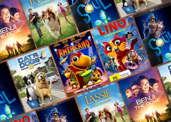 Children's DVDs: New Releases in 2021