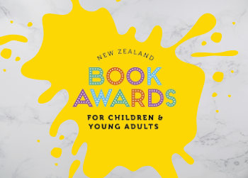 New Zealand Book Awards for Children and Young Adults 2021: Children's Finalists!