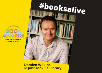 Books Alive: Damien Wilkins and the Subtle Art of Surprise
